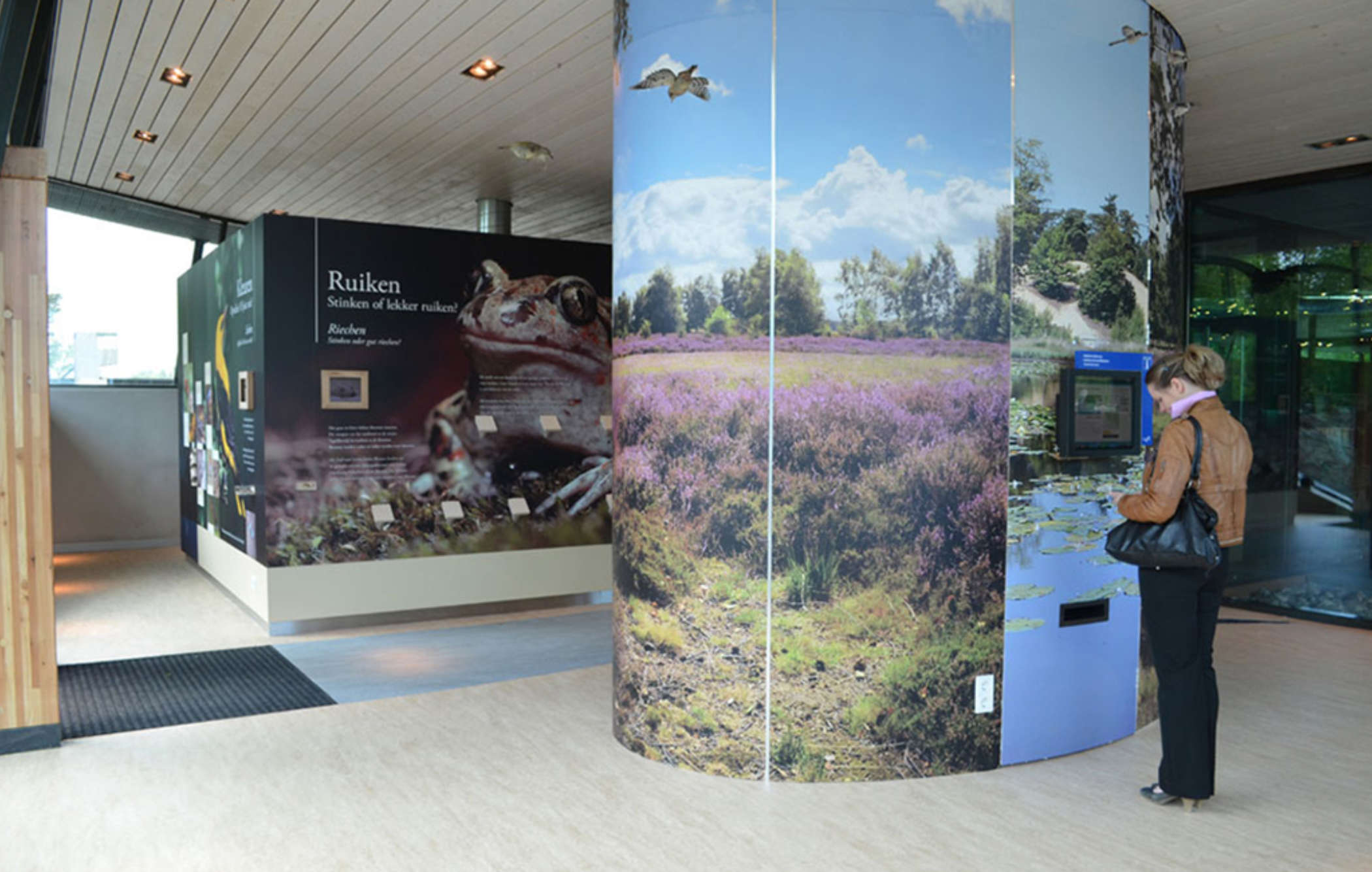 V 0102 Bezoekerscentrum Well 3