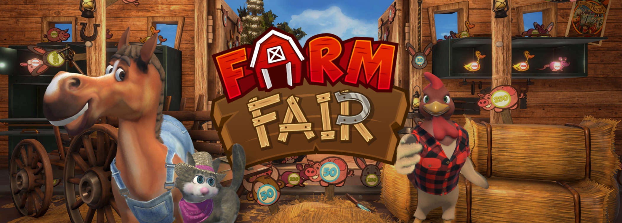 Farm Fair Ip By Lagotronics Projects