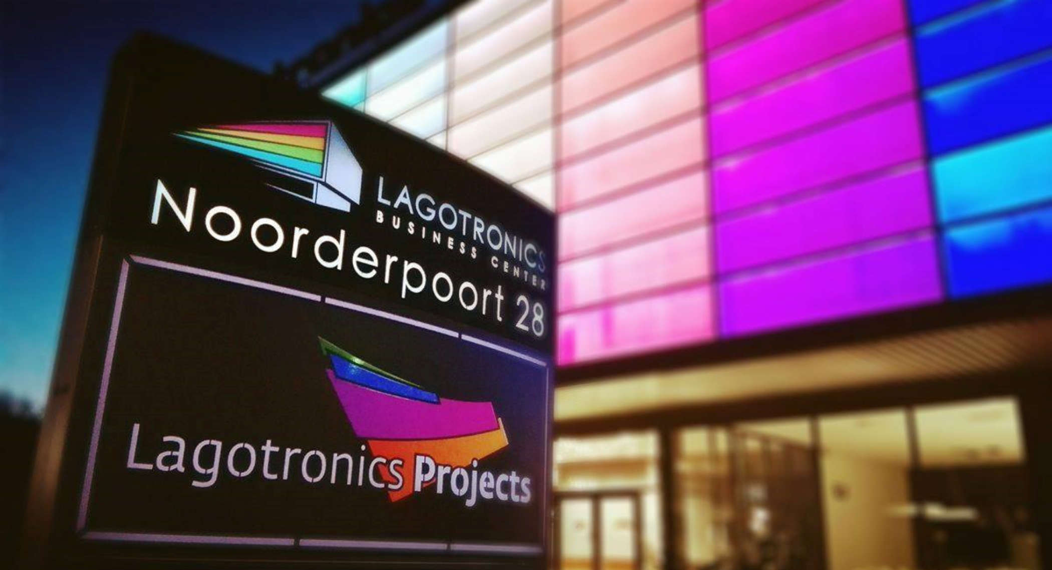 Lagotronics Projects Eigen Sterk Merk