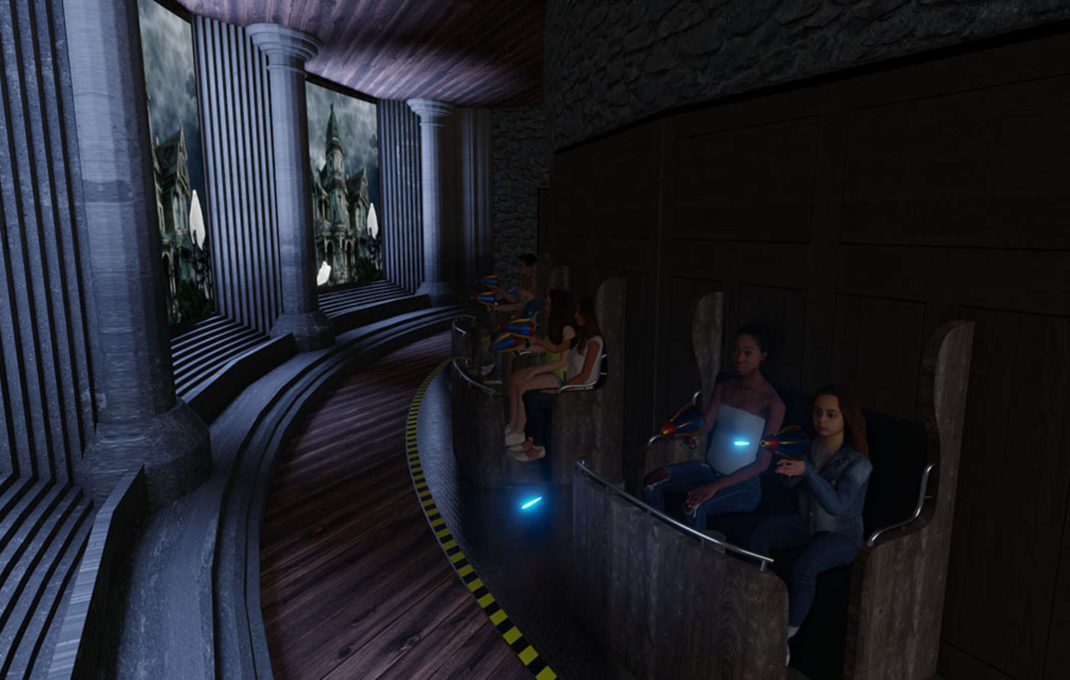 Gameplay theater 5