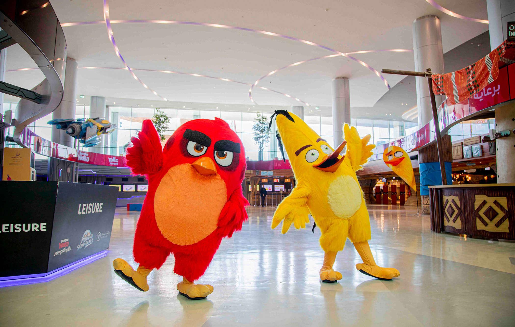 Angry Birds Qatar 7