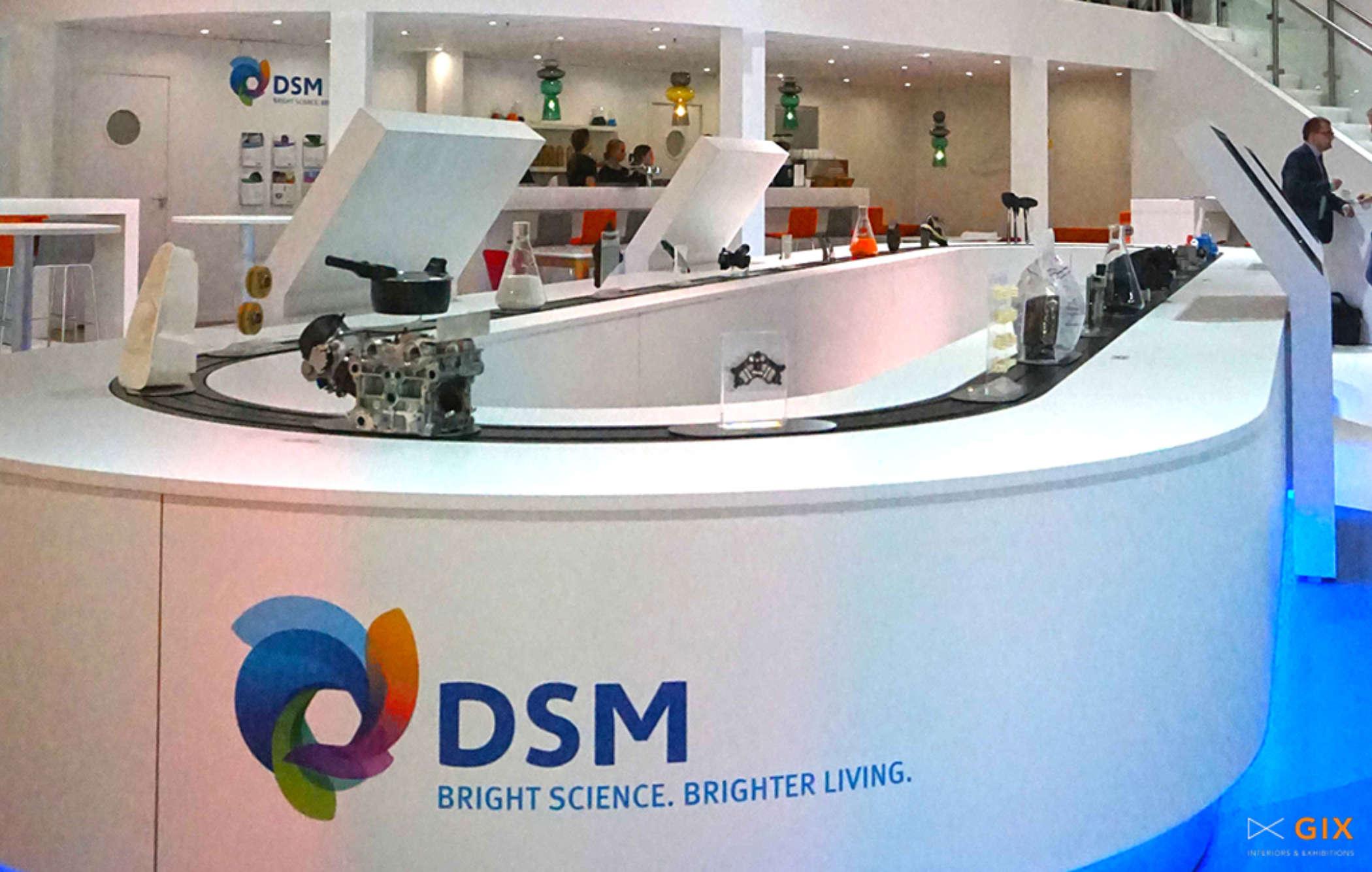 Dsm Booth 1