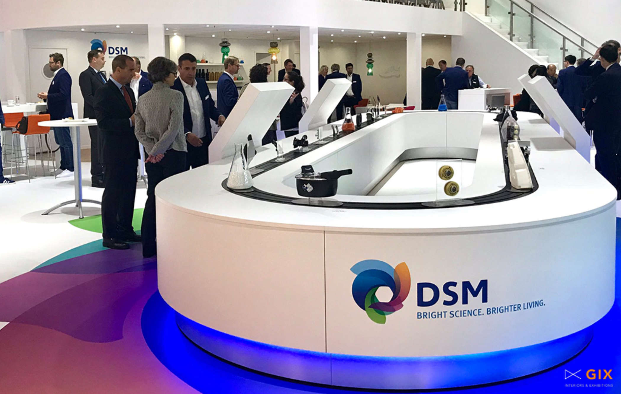 Dsm Booth 3