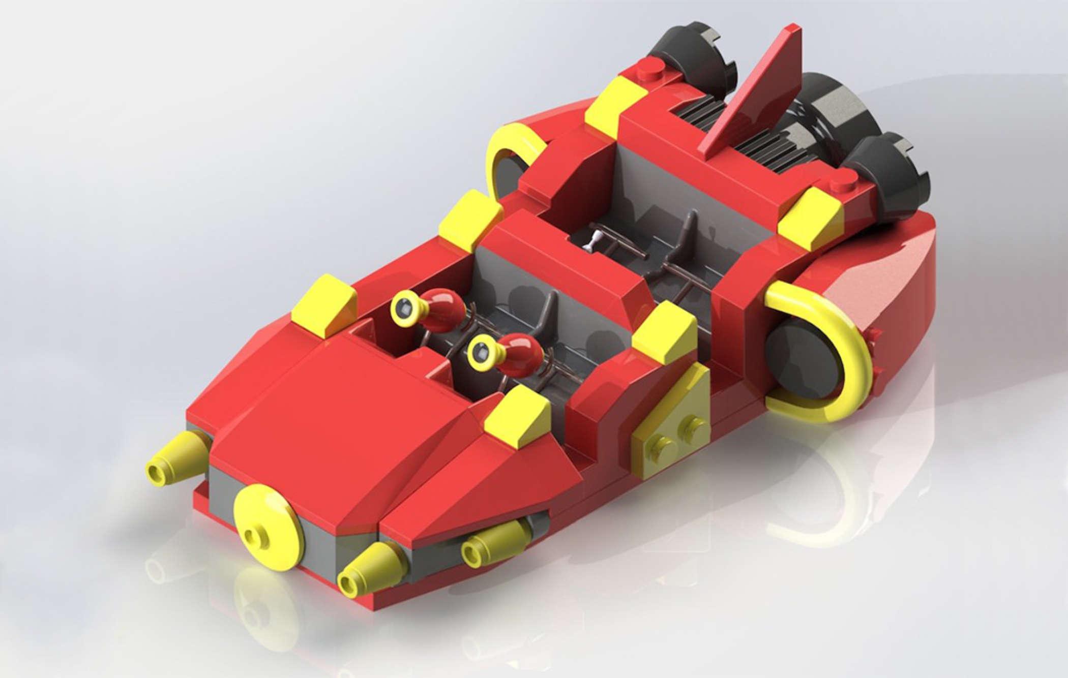 Kais Sky Masters Legoland Japan 1