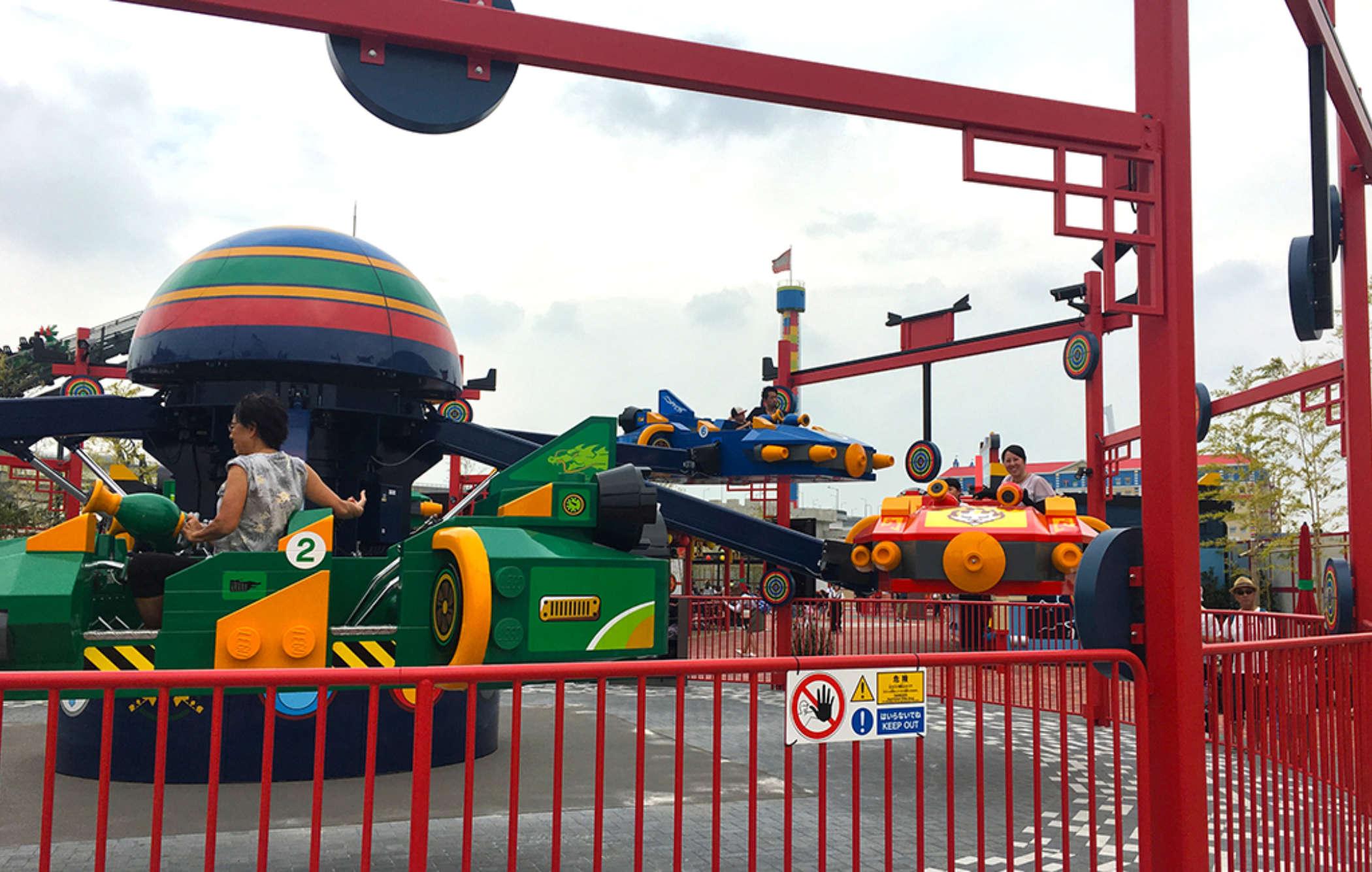 Kais Sky Masters Legoland Japan 10