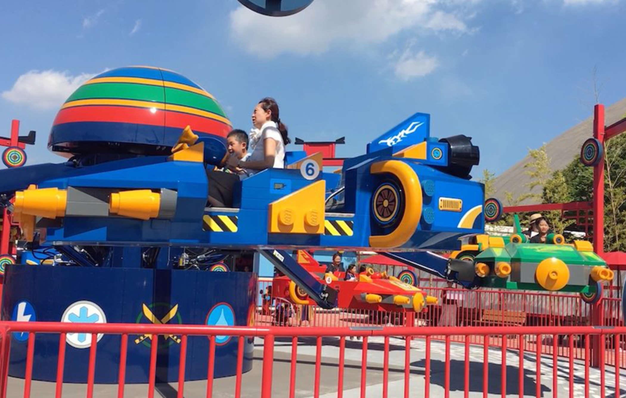 Kais Sky Masters Legoland Japan 4