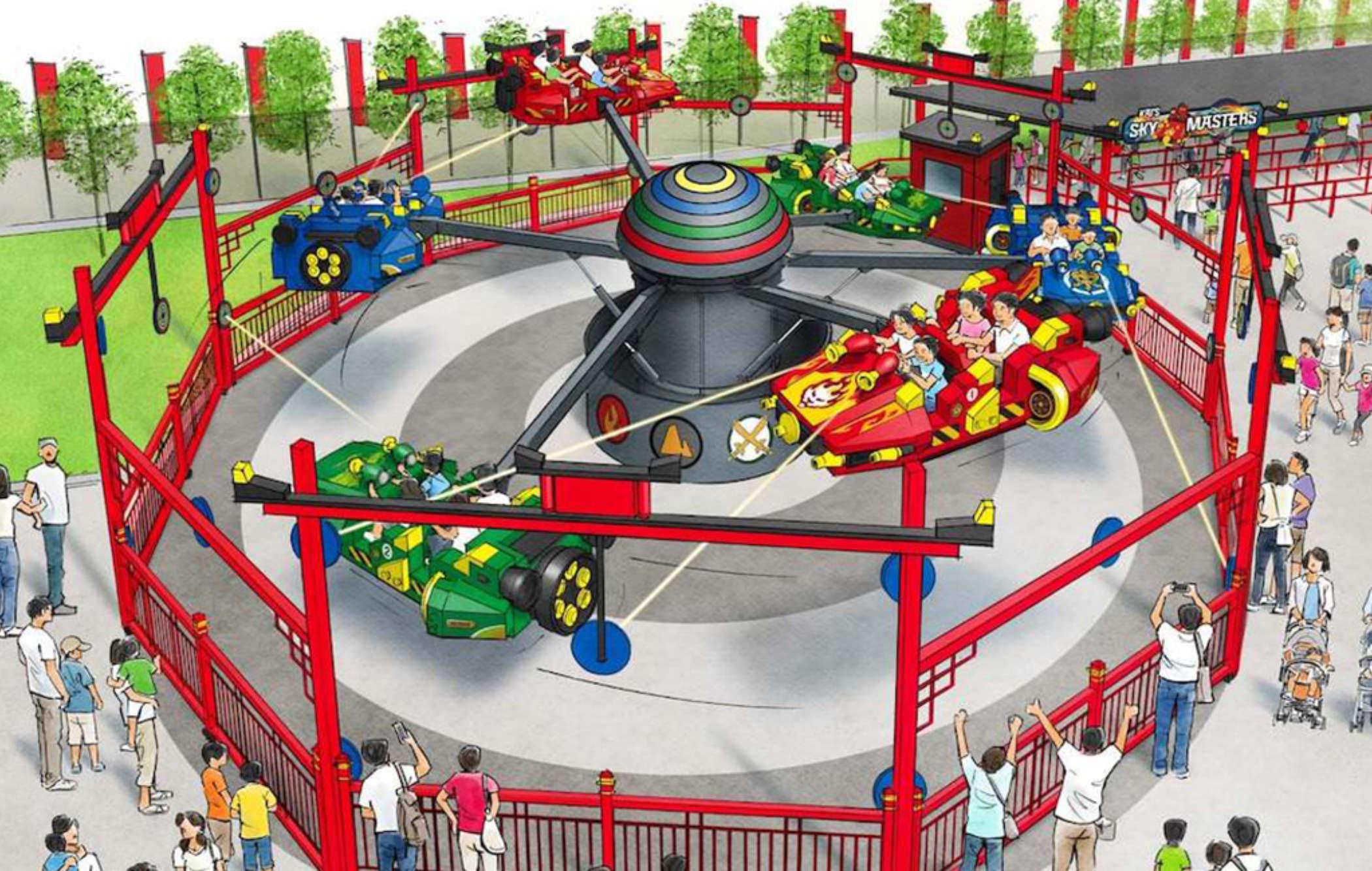 Kais Sky Masters Legoland Japan 6