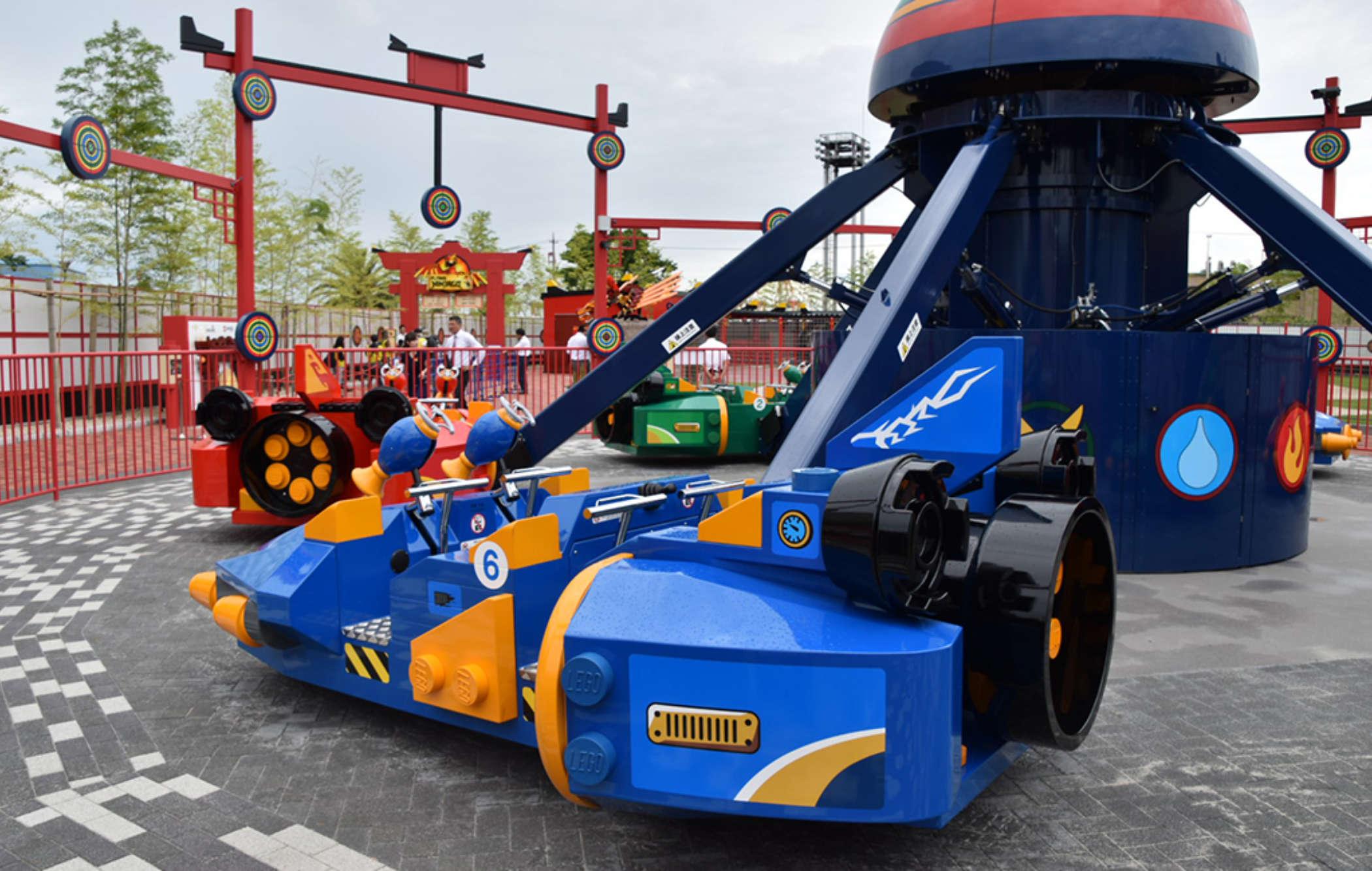 Kais Sky Masters Legoland Japan 7
