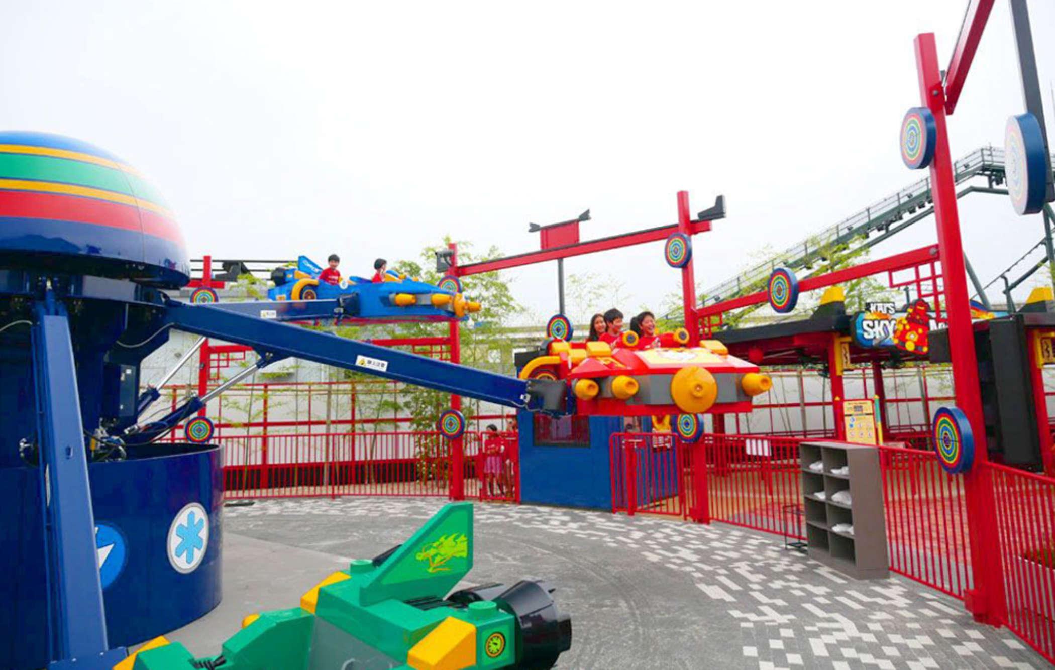 Kais Sky Masters Legoland Japan 8