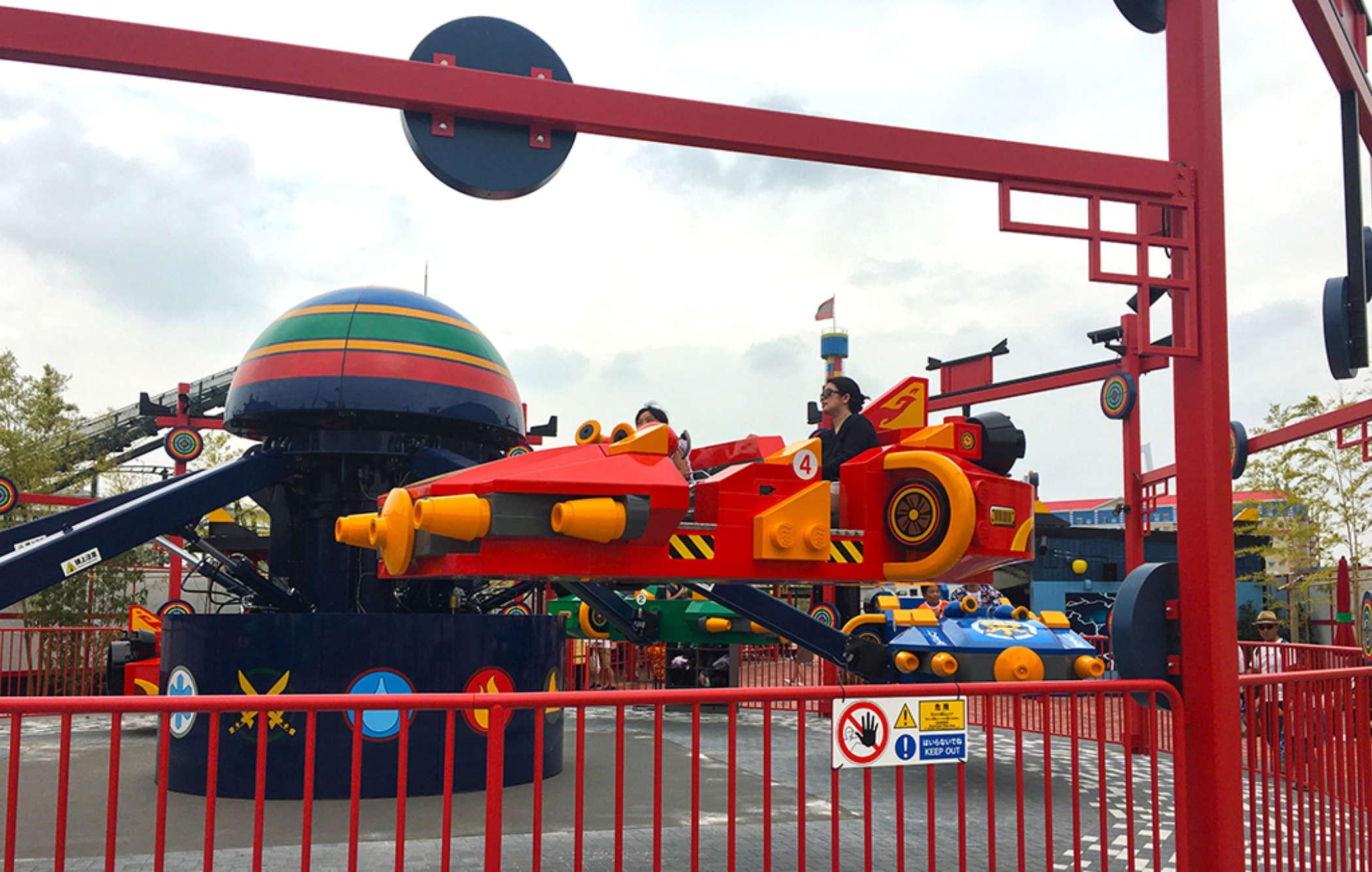 Kais Sky Masters Legoland Japan 9