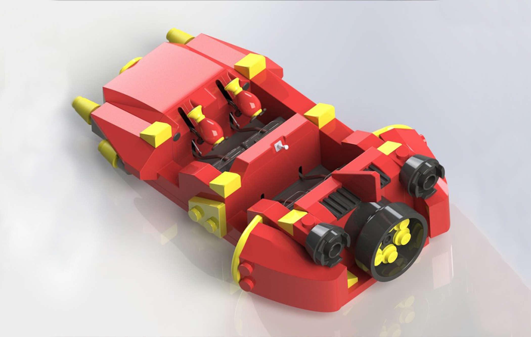 Kas Sky Masters Legoland Japan 3