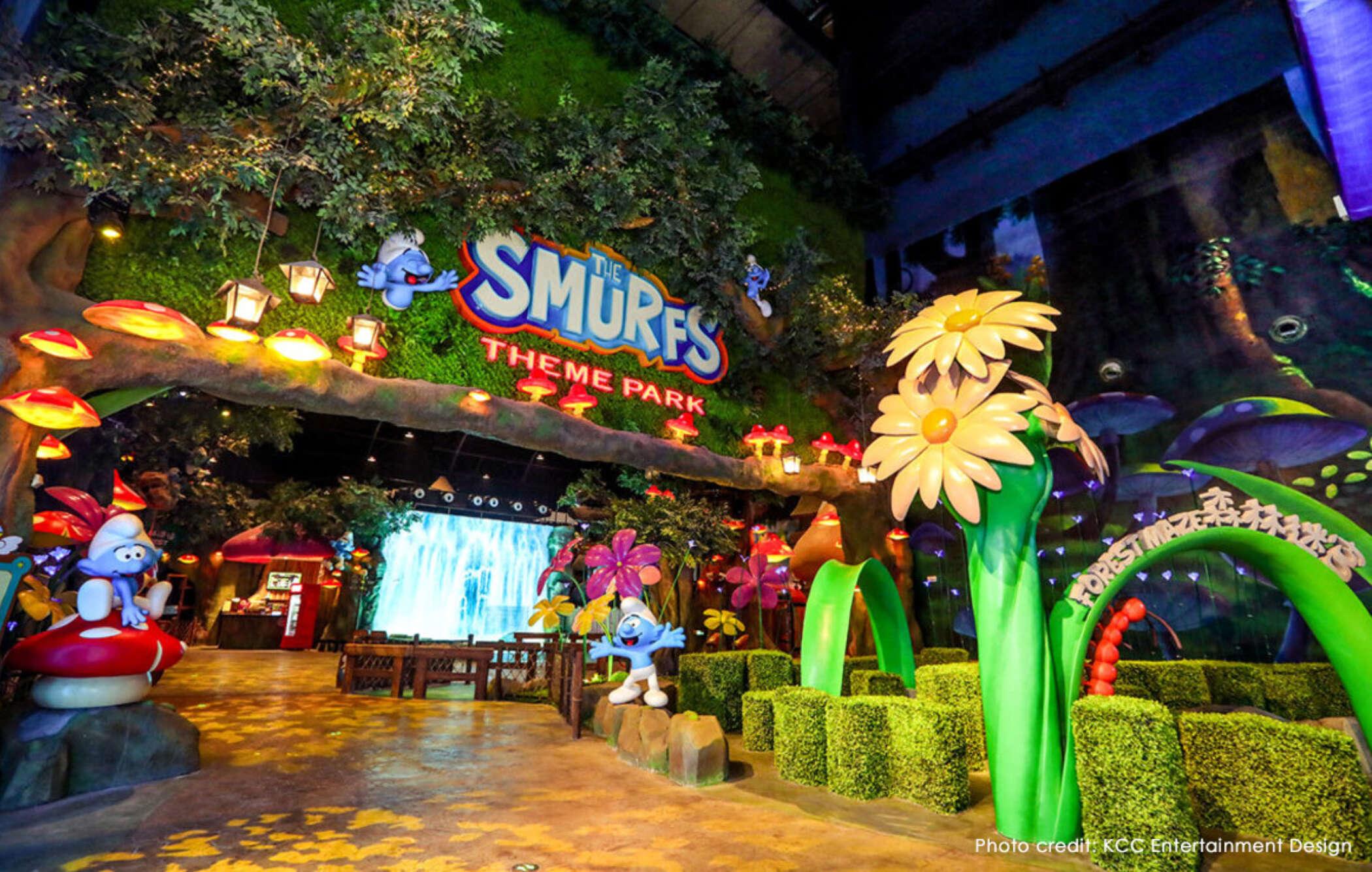 Smurfs Game Changer 6