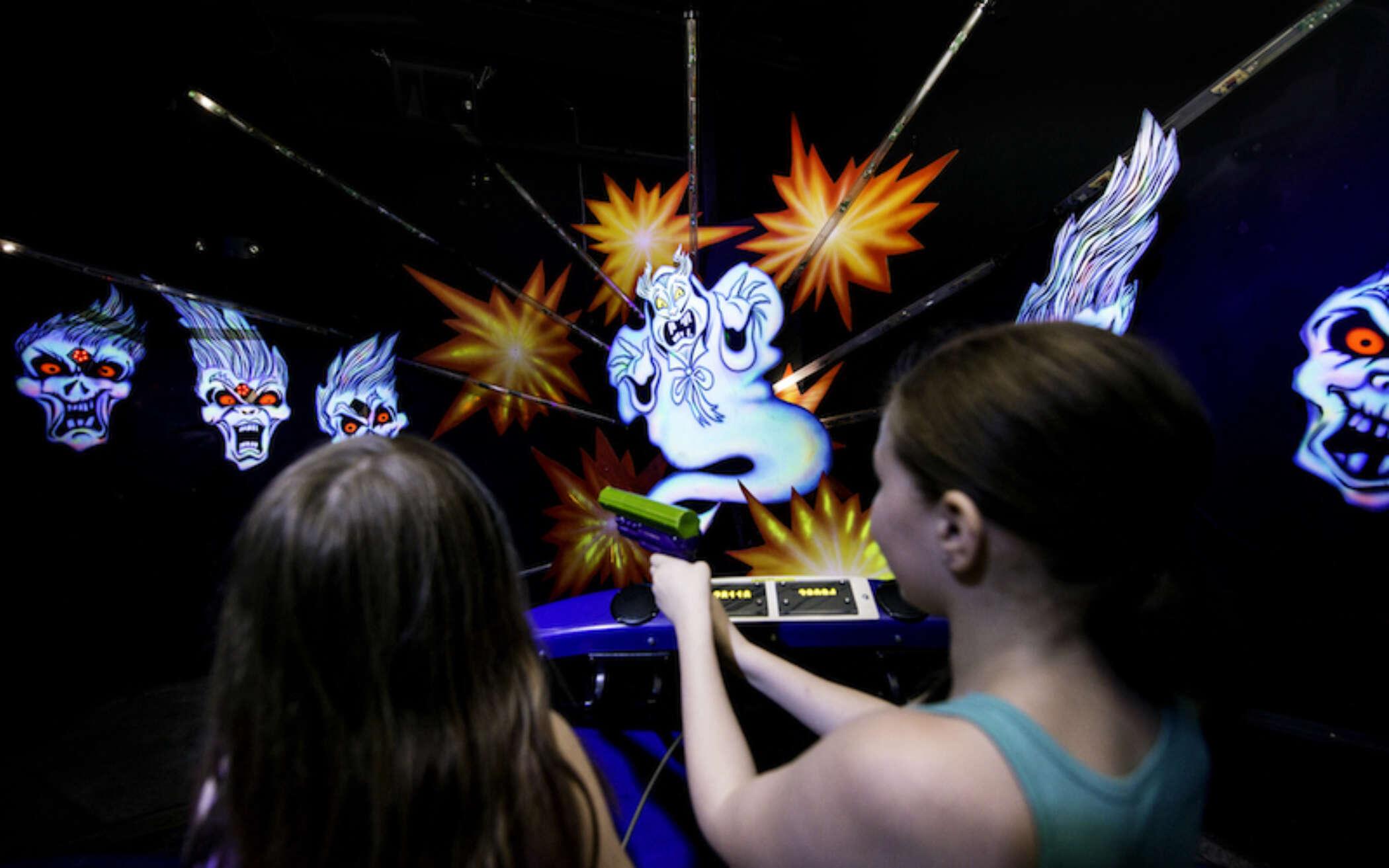 Interactive dark rides 4